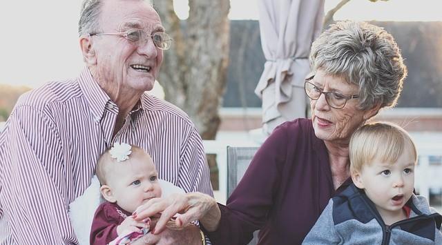 Omgangsregeling tussen grootouders en kleinkinderen